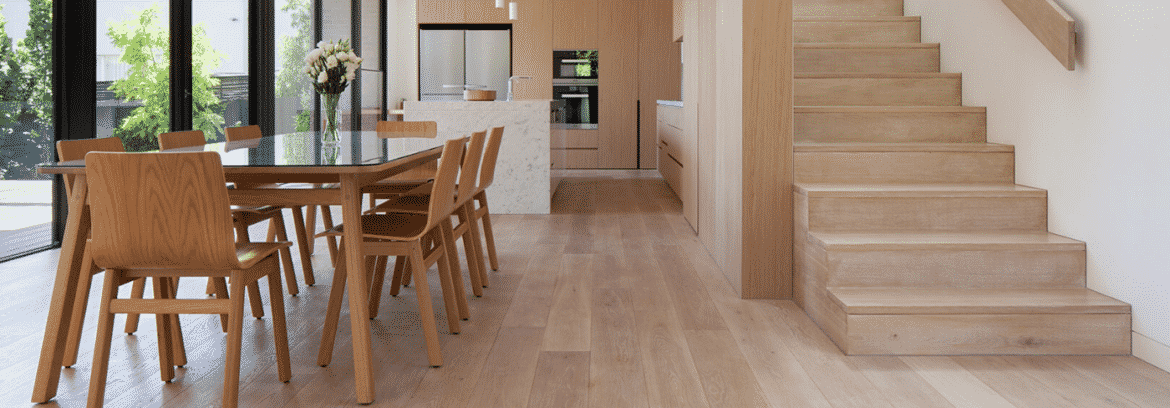 Engineered Timber flooring project image