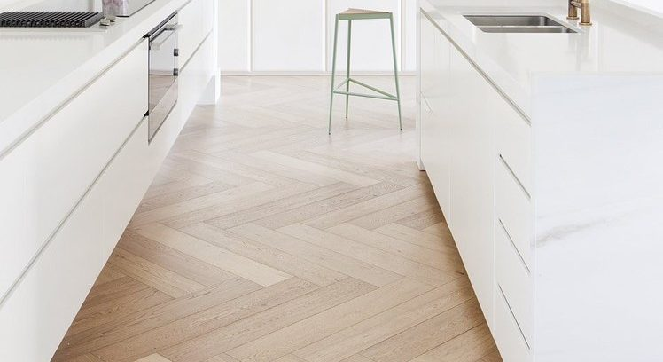 Timber Parquetry Example