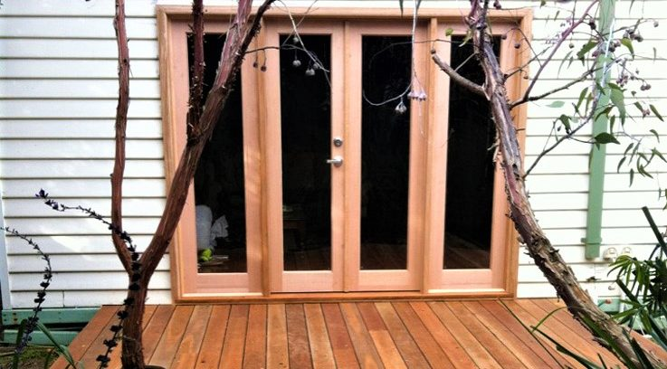Timber Decking Spotted Gum 2