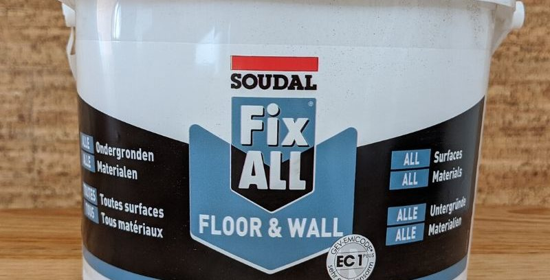 Soudal Fix ALL Floor & Wall